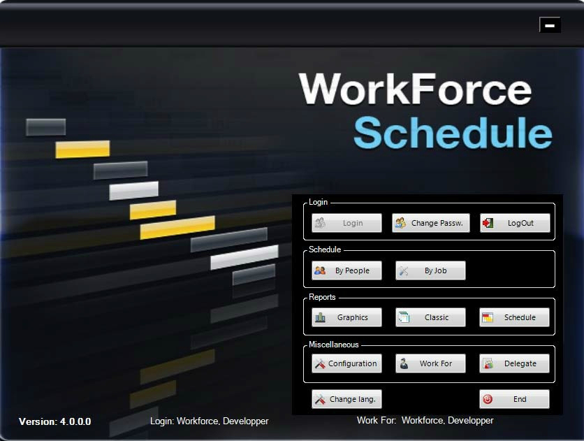 Human Resources planning software